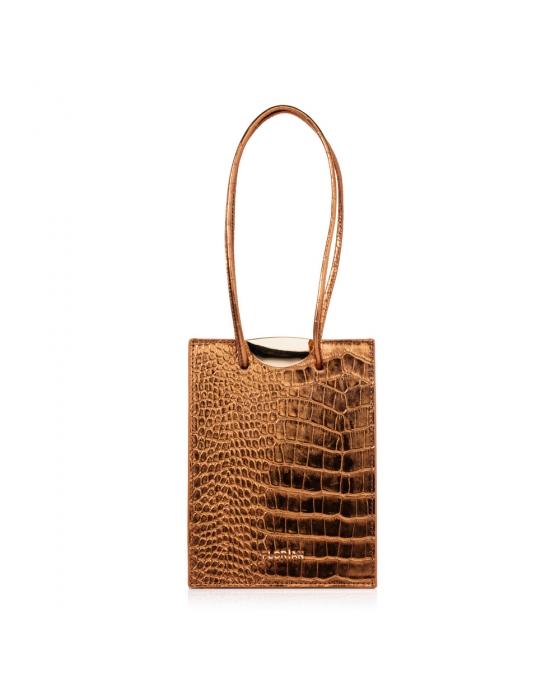 Ava Bag metallic