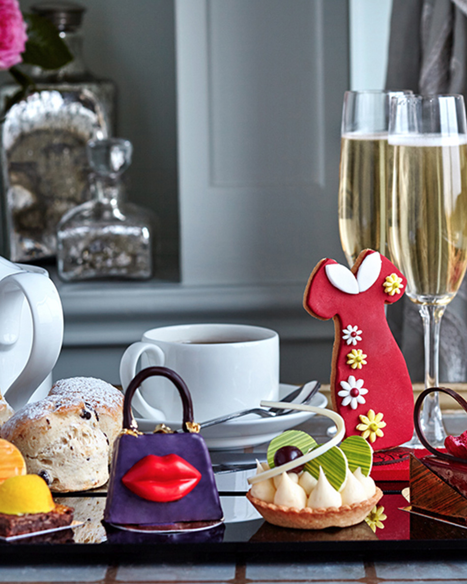 Confessions of a Fashionista Afternoon Tea at London Hilton on Park Lane's