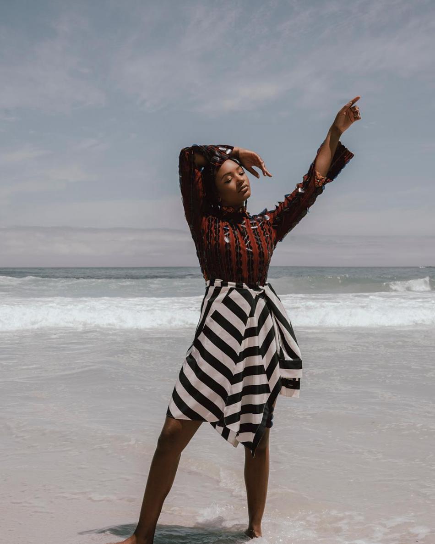 Rising Blogger & Stylist..Temi Otedola