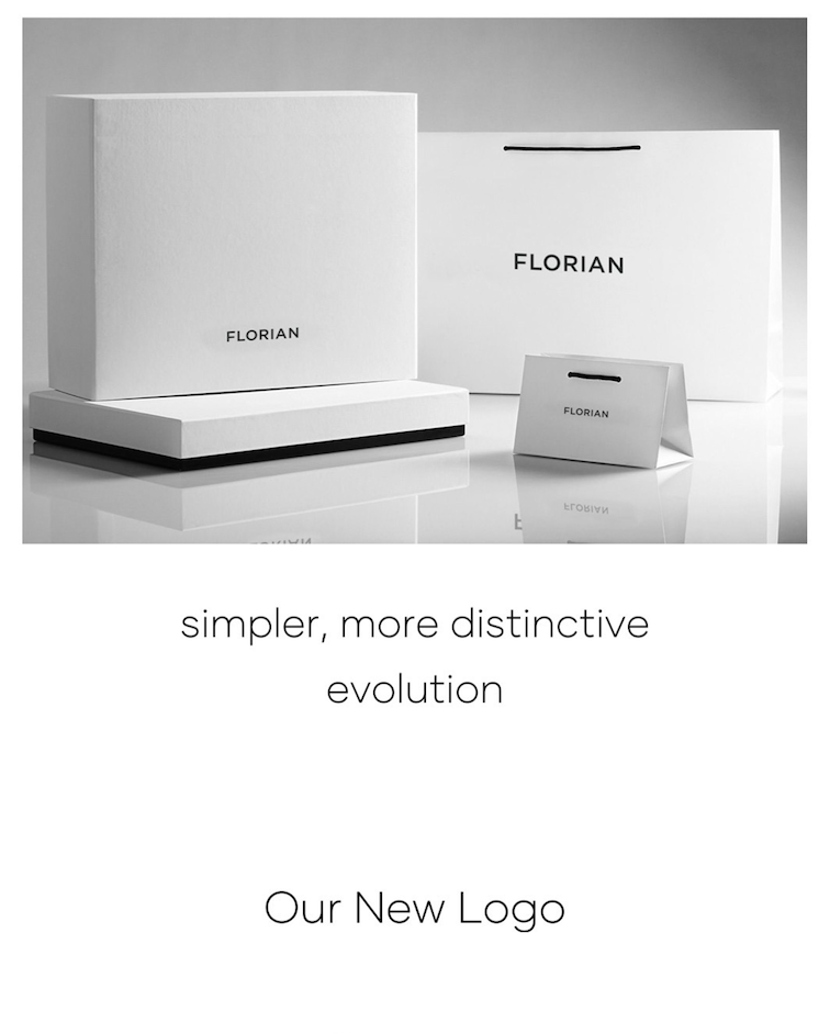 The Florian London New Logo