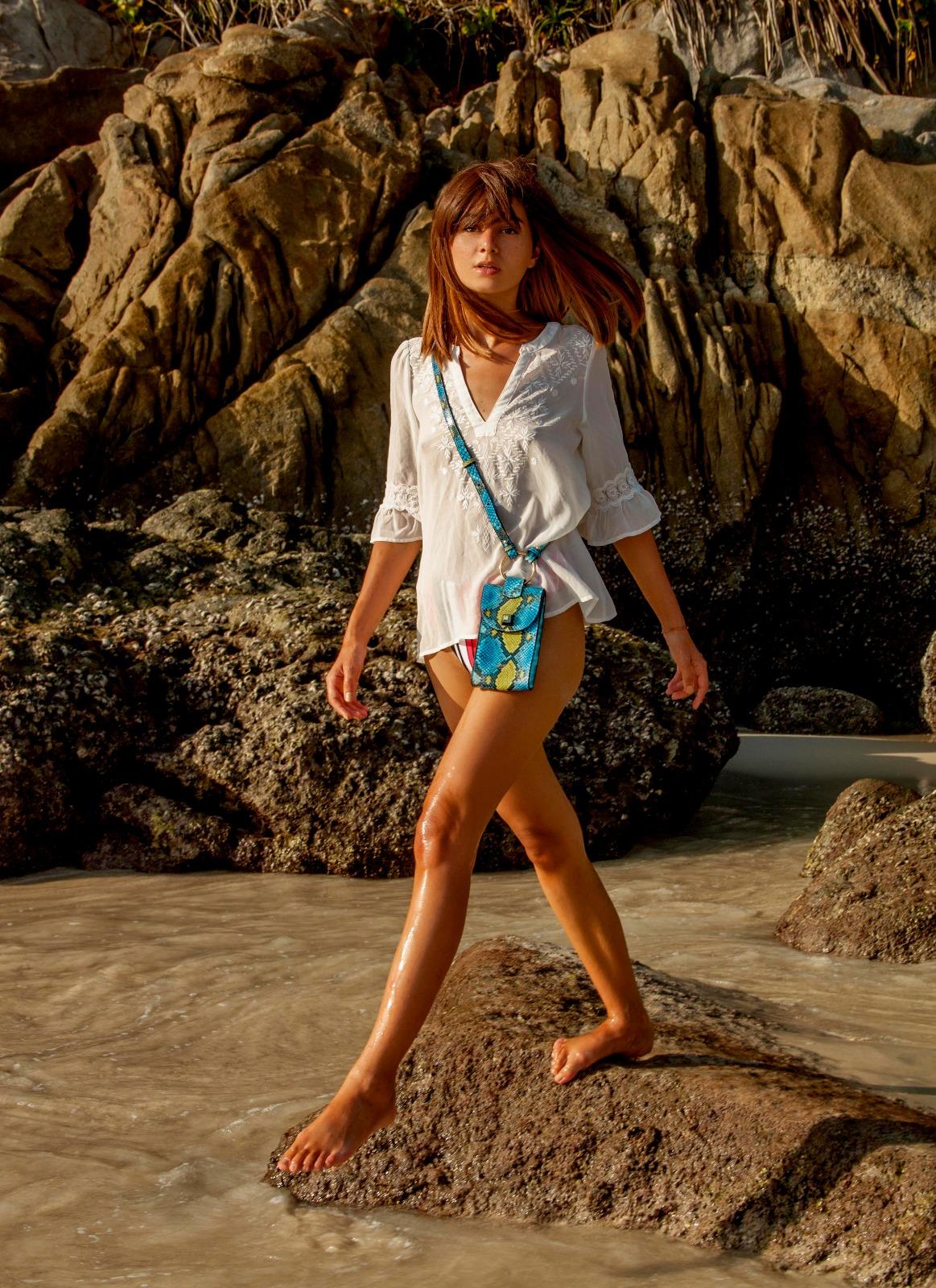 Your Summer Wardrobe: The Blue Bag Edit